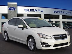 Used 2015 Subaru Impreza 4dr CVT 2.0i Premium Car JF1GJAK66FH025066 for sale in Chandler, AZ at Subaru Superstore