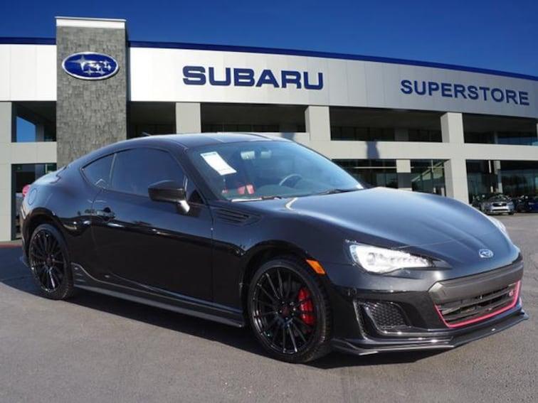 2018 Subaru BRZ tS Coupe Chandler, AZ