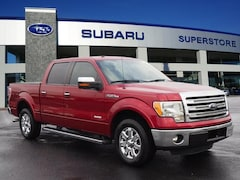 Used 2013 Ford F-150 2WD Supercrew 145 Lariat Crew Cab Pickup 1FTFW1CT8DKD08905 for sale in Chandler, AZ at Subaru Superstore