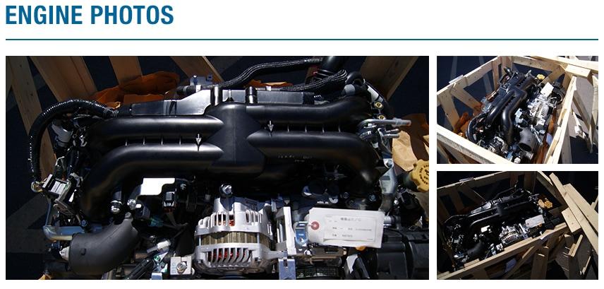 New Subaru Engine & Certified Rebuilt Subaru Engines | Chandler Subaru