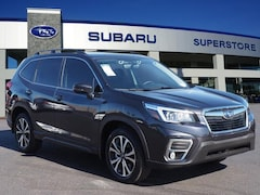 New 2019 Subaru Forester Limited SUV for sale in Chandler, AZ at Subaru Superstore