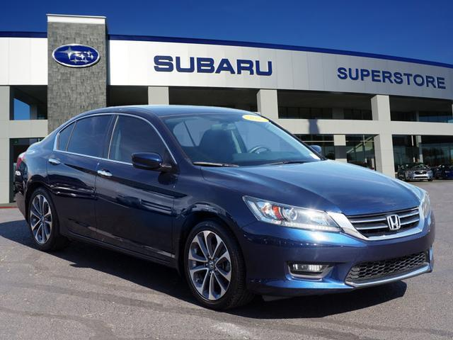 2015 Honda Accord 4dr I4 CVT Sport Car