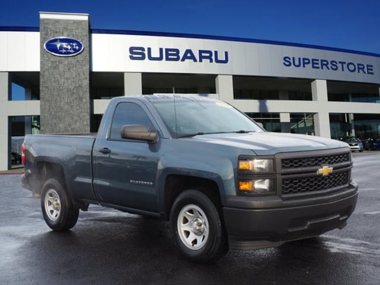 Used 2014 Chevrolet Silverado 1500 2WD Reg Cab 119.0 Work Truck w/1WT Regular Cab Pickup in Surprise, AZ
