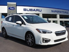 New 2018 Subaru Impreza 2.0i Limited with EyeSight, Moonroof, Blind Spot Detection & Starlink 5-door for sale in Chandler, AZ at Subaru Superstore
