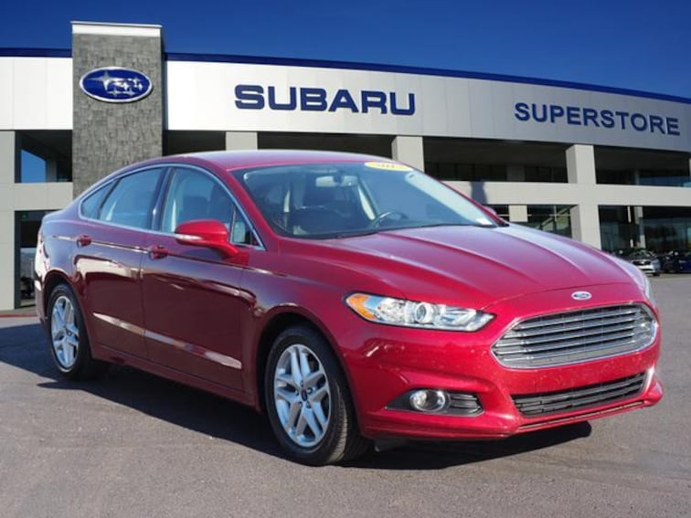 Used 2013 Ford Fusion 4dr Sdn SE FWD Car in Surprise, AZ