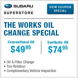 Click to browse our works oil change service special in Chandler, AZ
