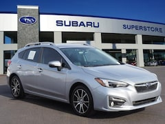 New 2018 Subaru Impreza 2.0i Limited with EyeSight, Moonroof, Navigation, Blind Spot Detection & Starlink 5-door for sale in Chandler, AZ at Subaru Superstore