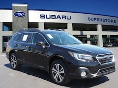 New 2018 Subaru Outback 2.5i Limited with EyeSight, Navigation, High Beam Assist, Reverse Auto Braking, LED Headlights, Steering Responsive Headlights, and Starlink SUV for sale in Chandler, AZ at Subaru Superstore