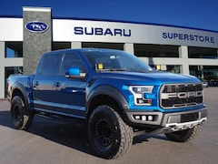 Used 2018 Ford F-150 Raptor 4WD Supercrew 5.5 Box Crew Cab Pickup 1FTFW1RG1JFA84049 for sale in Chandler, AZ at Subaru Superstore