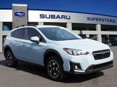 2018 Subaru Crosstrek 2.0i Premium Manual Sport Utility
