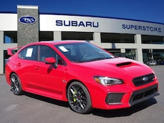 New 2018 Subaru WRX STI Limited w/Wing Sedan for sale in Chandler, AZ at Subaru Superstore