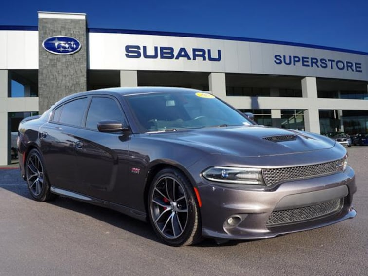 Used 2017 Dodge Charger R/T Scat Pack RWD Car in Surprise, AZ