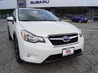 Certified Pre-Owned 2015 Subaru XV Crosstrek Limited AWD 2.0i Limited  Crossover F8209559 in Newton, NJ