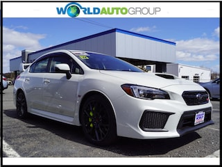 New 2019 Subaru WRX STI Sedan K9822645 in Newton, NJ