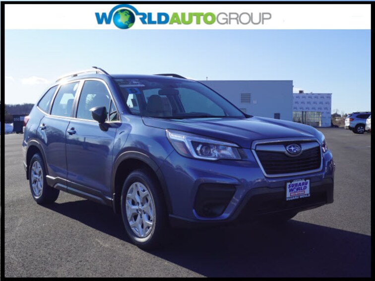 New 2019 Subaru Forester Standard SUV KH490747 For Sale/Lease Newton NJ