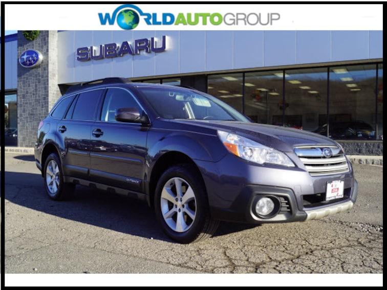 Used 2014 Subaru Outback 3.6R Limited AWD 3.6R Limited  Wagon E2227970 For Sale Newton NJ