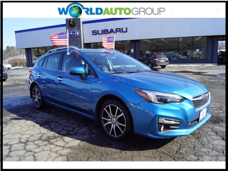 Used 2018 Subaru Impreza 2.0i Limited AWD 2.0i Limited  Wagon J3708096 For Sale Newton NJ