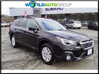 Certified Pre-Owned 2018 Subaru Outback 2.5i Premium AWD 2.5i Premium  Wagon J3343318 in Newton, NJ