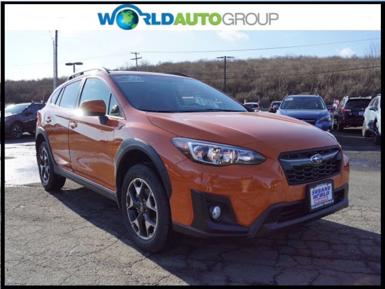 New 2019 Subaru Crosstrek 2.0i Premium SUV K8274382 For Sale/Lease Newton NJ