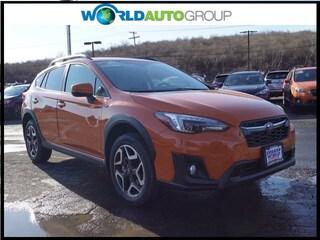 New 2019 Subaru Crosstrek 2.0i Limited SUV KH281697 in Newton, NJ