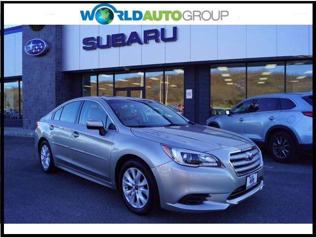2017 Subaru Legacy 2.5i Premium AWD 2.5i Premium  Sedan H3011657
