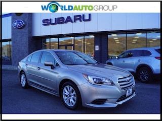 Certified Pre-Owned 2017 Subaru Legacy 2.5i Premium AWD 2.5i Premium  Sedan H3011657 in Newton, NJ
