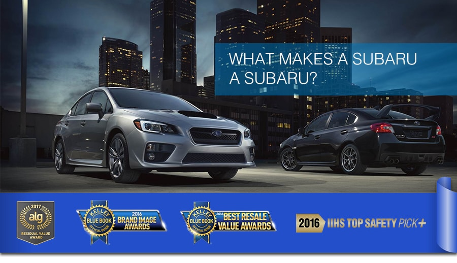 Subaru Vs Honda Buy A New Subaru Near Sparta Township Nj