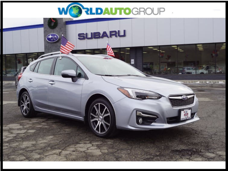 Certified Pre Owned 2018 Subaru Impreza 2.0i Limited AWD 2.0i Limited  Wagon J3719433 For Sale Newton, NJ