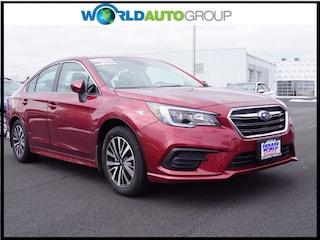 New 2019 Subaru Legacy 2.5i Premium Sedan K3022779 in Newton, NJ