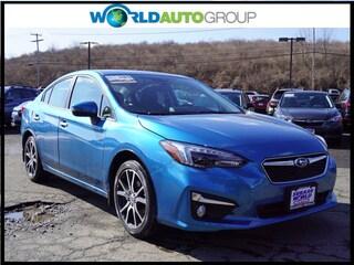 New 2019 Subaru Impreza 2.0i Limited Sedan K3611531 in Newton, NJ