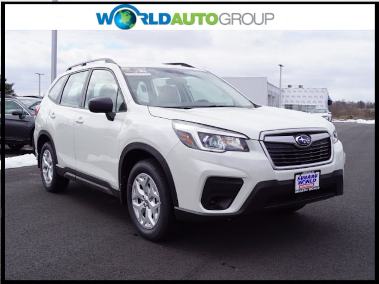 New 2019 Subaru Forester Standard SUV KH489444 For Sale/Lease Newton NJ