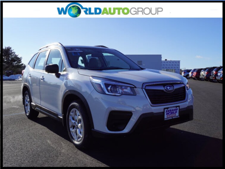 New 2019 Subaru Forester Standard SUV KH490435 For Sale/Lease Newton NJ