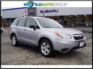 Certified Pre-Owned 2015 Subaru Forester 2.5i AWD 2.5i  Wagon CVT FH587528 in Newton, NJ