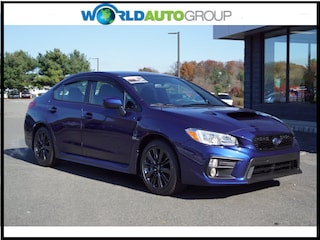 New 2019 Subaru WRX Sedan K9811609 in Newton, NJ