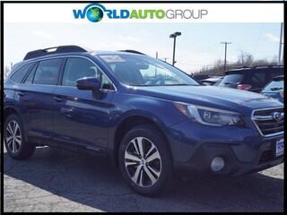 New 2019 Subaru Outback 2.5i Limited SUV K3302561 in Newton, NJ