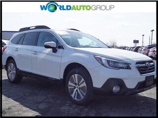 New 2019 Subaru Outback 2.5i Limited SUV K3307365 in Newton, NJ
