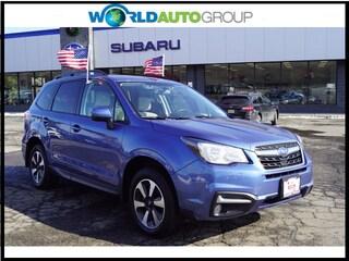 2018 Subaru Forester 2.5i Premium AWD 2.5i Premium  Wagon CVT JH539281
