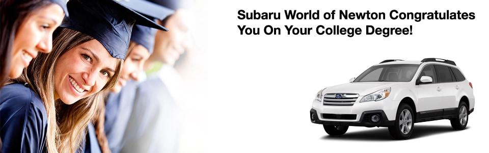 Subaru College Grad Program Subaru Dealer Near Parsippany NJ - Subaru graduate program
