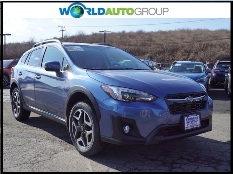 New 2019 Subaru Crosstrek 2.0i Limited SUV K8277128 For Sale/Lease Newton NJ