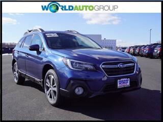New 2019 Subaru Outback 2.5i Limited SUV K3293694 in Newton, NJ