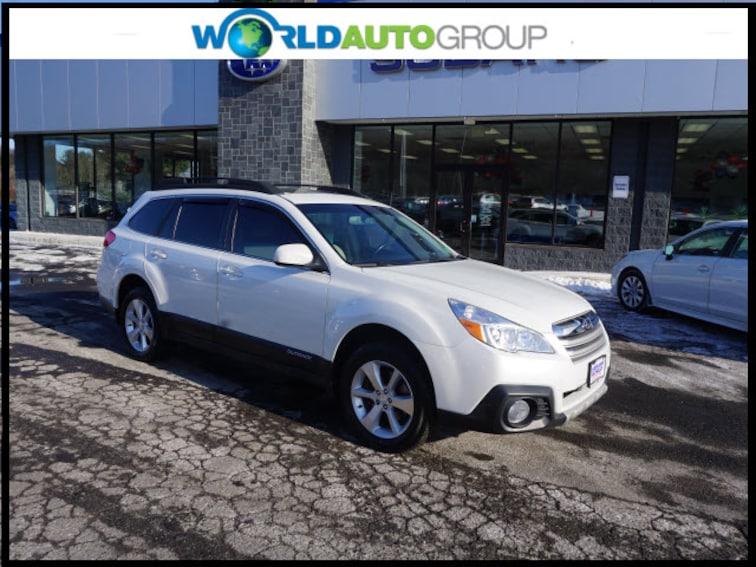 Used 2013 Subaru Outback 3.6R Limited AWD 3.6R Limited  Wagon D2226868 For Sale Newton NJ