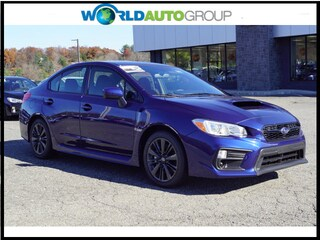 New 2019 Subaru WRX Sedan K9807935 in Newton, NJ