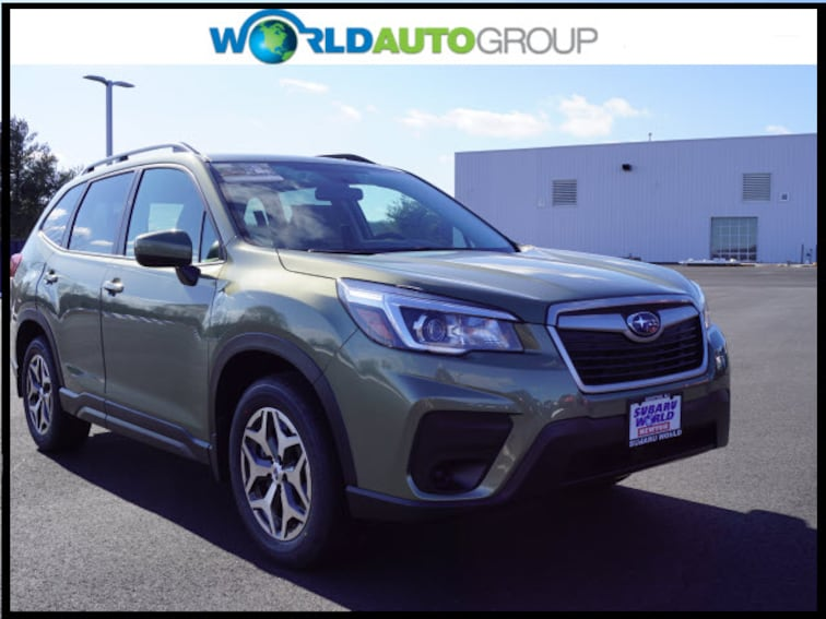 New 2019 Subaru Forester Premium SUV Q For Sale/Lease Newton NJ