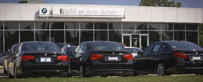 BMW Farmington Hills >> Contact BMW of Ann Arbor online today