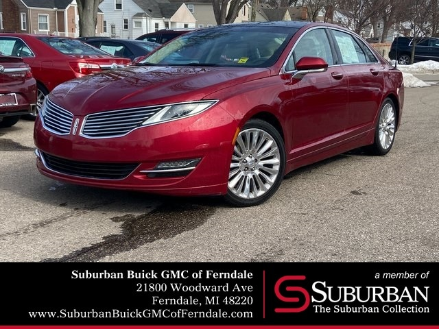 Used Lincoln Mkz Ferndale Mi
