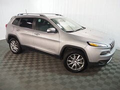 2018 Jeep Cherokee Limited SUV in Farmington Hills, MI