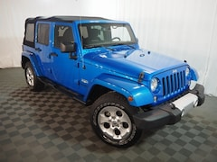 2015 Jeep Wrangler Unlimited Sahara SUV in Farmington Hills, MI