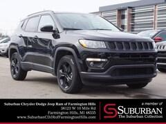 2019 Jeep Compass ALTITUDE 4X4 Sport Utility farmington hills mi