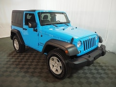 2017 Jeep Wrangler Sport SUV in Farmington Hills, MI