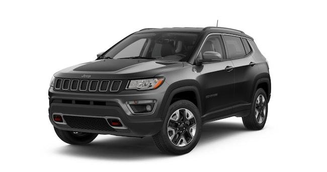 2018 jeep compass trailhawk 4x4 for sale in farmington hills mi stock d5181989. Black Bedroom Furniture Sets. Home Design Ideas